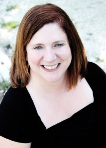 Author Bethany Hegedus